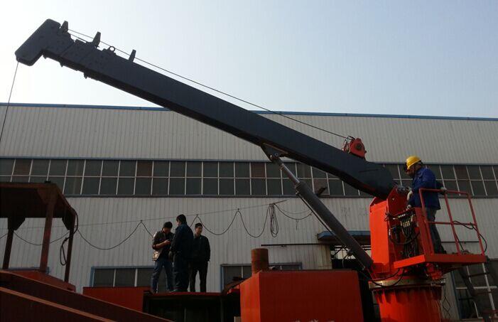 10吨直臂式船用吊机-CSQ10SB3