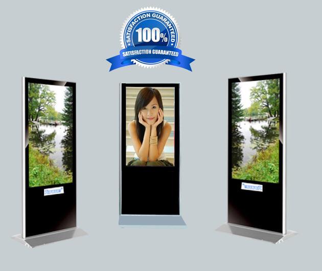 液晶广告机租赁,高清立式大屏仿苹果外观