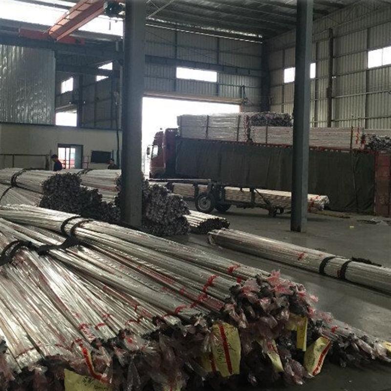 山东202不锈钢工业焊管-厂家直销304焊管现货-批发70mm不锈钢焊管
