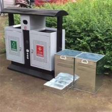 钢木垃圾桶 分类垃圾桶生产厂家图片