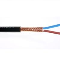 厂家直销 屏蔽软电缆  RVVP RVSP 屏蔽电源线 电源线厂家 广州电源线生产厂家