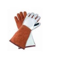 A供应东莞铝铂电焊手套 佛山绝缘手套 东莞电焊隔热手套图片