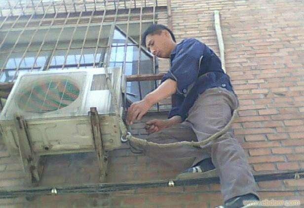 义乌空调保养与维修