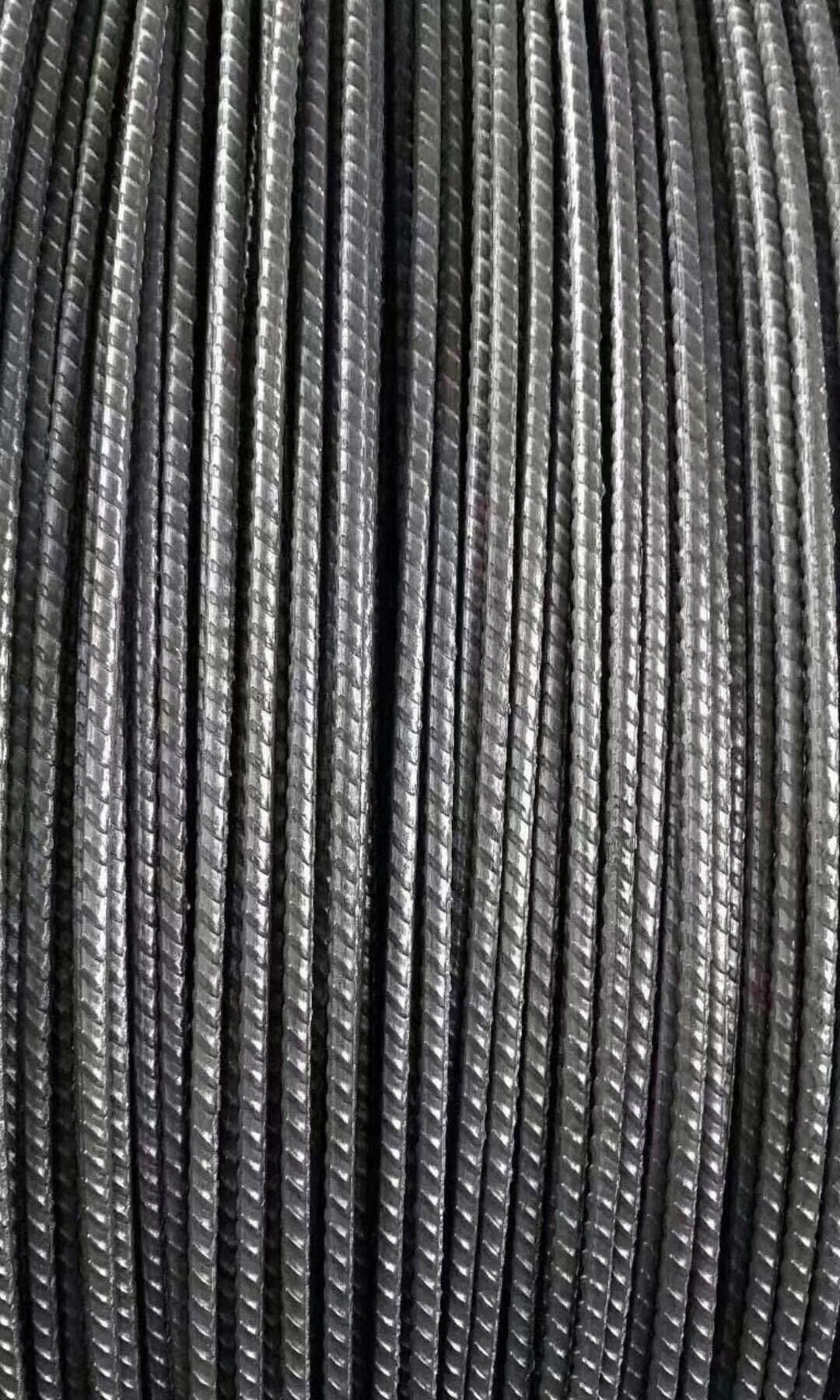 5个螺旋肋钢丝厂家直销