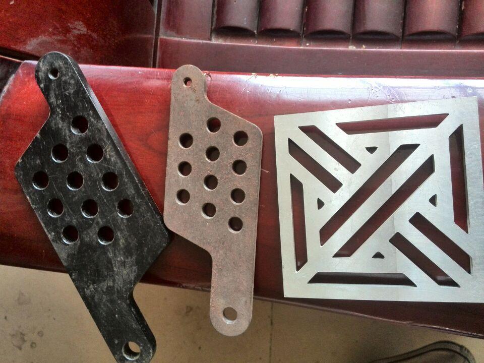 长安新民水切割-铝板铜板铁板不锈钢板胶板切割加工