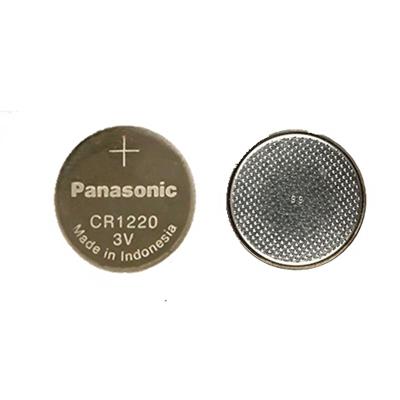 松下CR1220 3V一次性锂电池长期优势现货供应