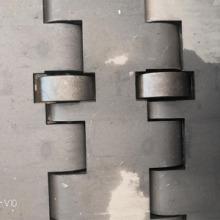 折弯链板生产厂家破碎机输送用槽钢式加厚链板铁板批发
