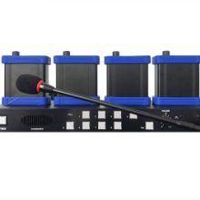 供应ITC-108现场导播通话系统,标配四路子集,演播室摄像师有线导播通话系统厂家直销批发