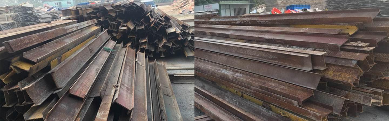 昆明厂家大量回收废旧钢材 钢铁 钢筋