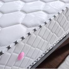 东莞供应化纤面料棕垫软硬适中双人床垫化纤加棕床垫批发