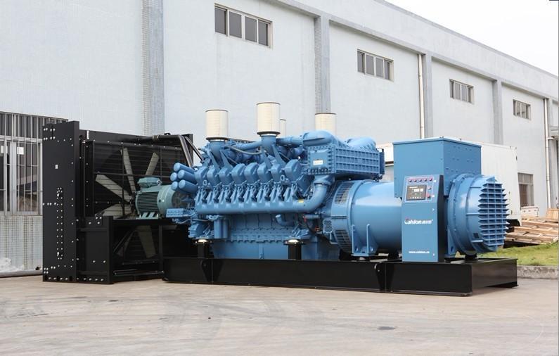 柴油发电机组 奔驰柴油发电机组