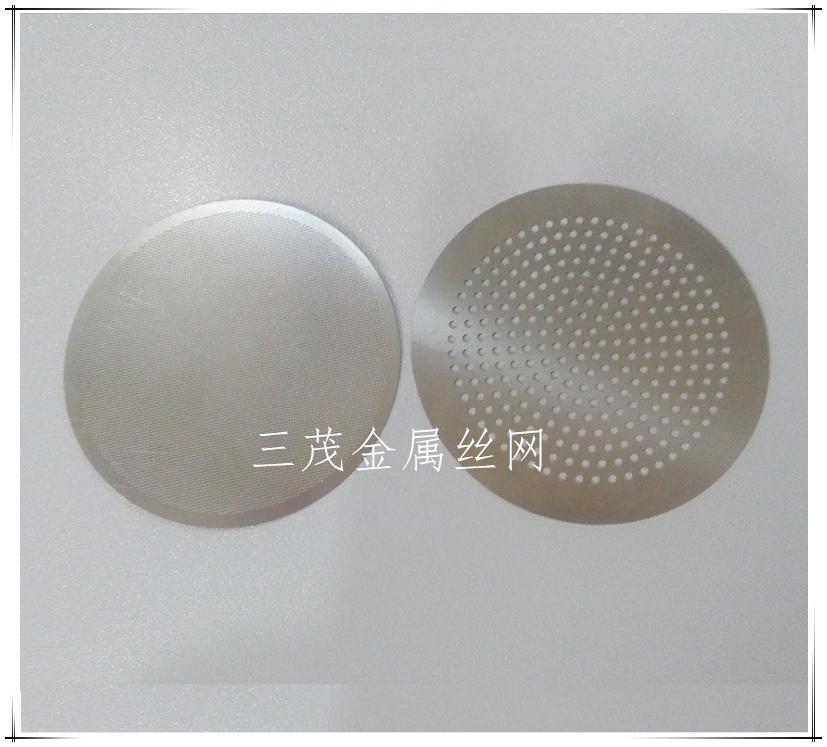 厂家专业生产304不锈钢高精密冲孔蚀刻网片 不锈钢冲孔蚀刻网片