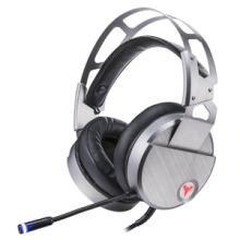 VK0 速钛头戴式耳机USB 7.1电竞游戏电脑网吧网咖耳麦批发长麦VK0 外贸款批发