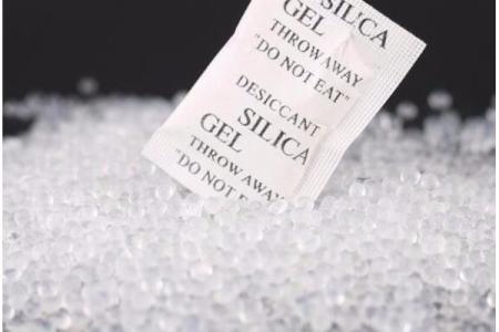 东莞防潮包装硅胶干燥剂厂家定做