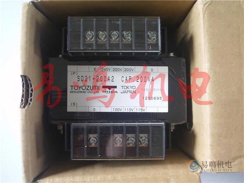 日本原装丰澄TOYOZUMI变压器NR11-100A现货特价促销