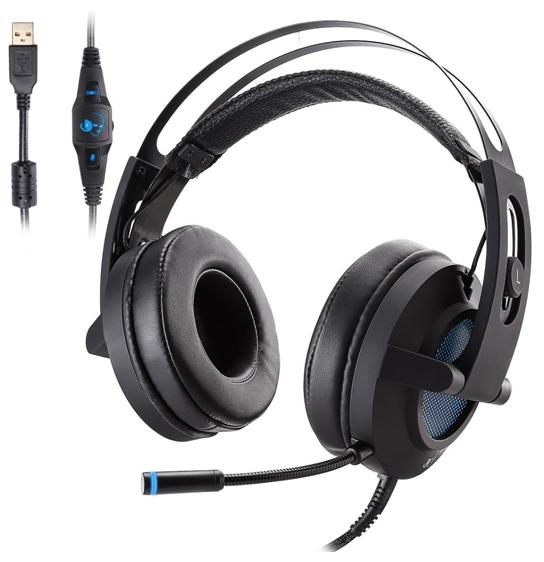 B10 速钛震动游戏耳机7.1吃鸡竞技头戴式电脑带麦线控环绕声三色呼吸灯光听声辩位耳麦绝地求生暮光之眼-黑色电脑笔记本P