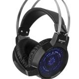 V7 工厂直营速钛头戴式有线耳机K歌声音抖音游戏电竞音乐带麦笔记本台式PC吃鸡游戏耳麦  V7