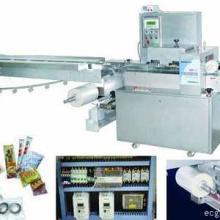 一次性中餐具自动包装机 厂家供应单支吸管高速薄膜纸包装机图片
