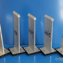乌鲁木齐铝镁锰板固定支座支架 金属屋面专用T码 65-430支座金属屋面防风夹挡雪板