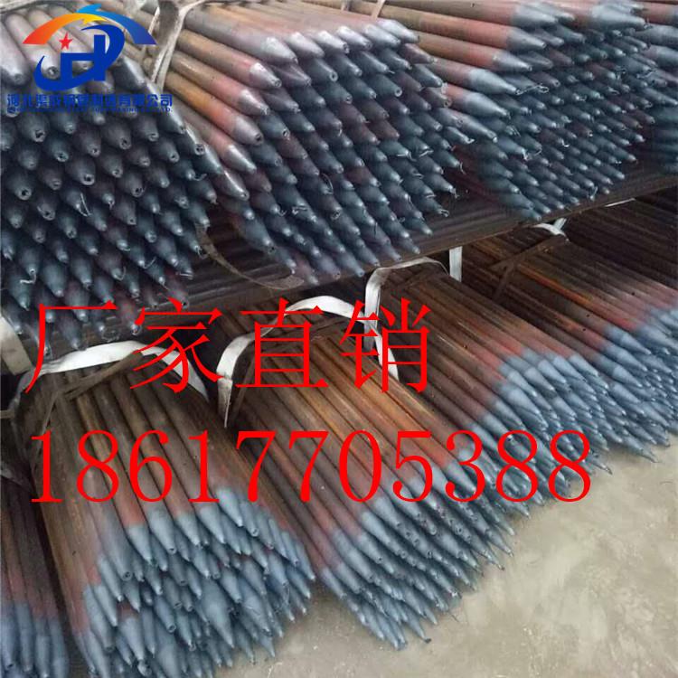 108管棚管 花管 隧道钢花管   钢花管厂家