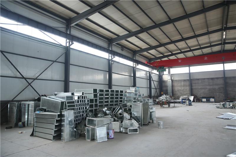 临沂镀锌板风管 共板法兰风管。风管安装,不锈钢风管报价