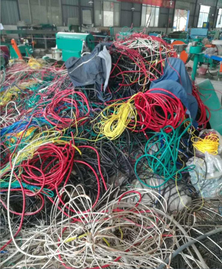 商洛厂家上门高价收购电缆 商洛工厂废电线废电缆 商洛工程废电缆头 商洛电缆回收服务