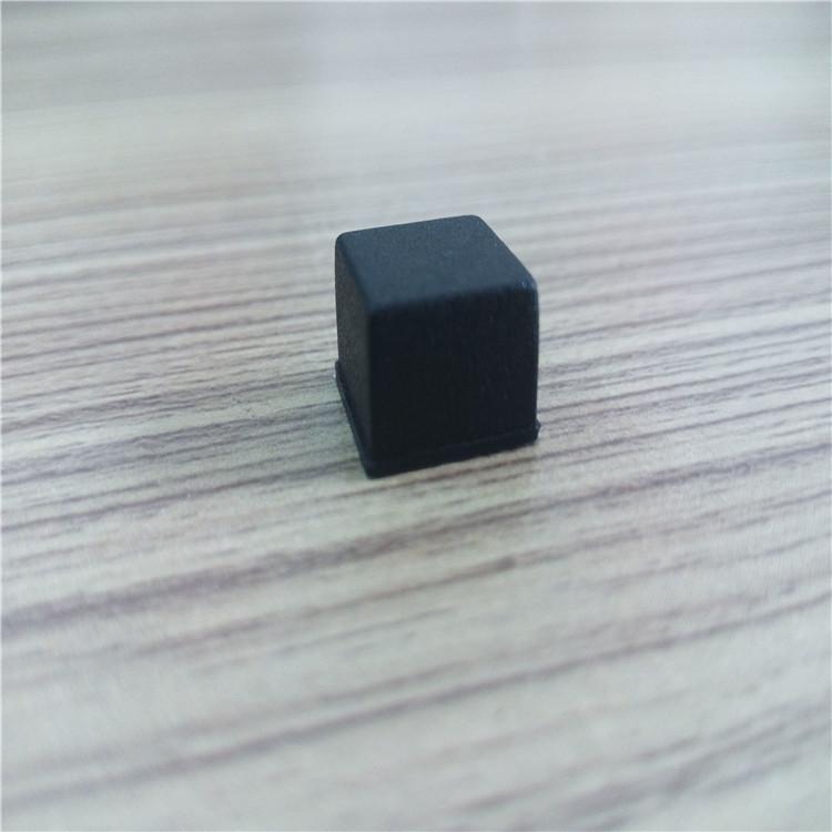 8*8*1.5mm正方形硅胶脚垫  家具方形胶垫硅胶