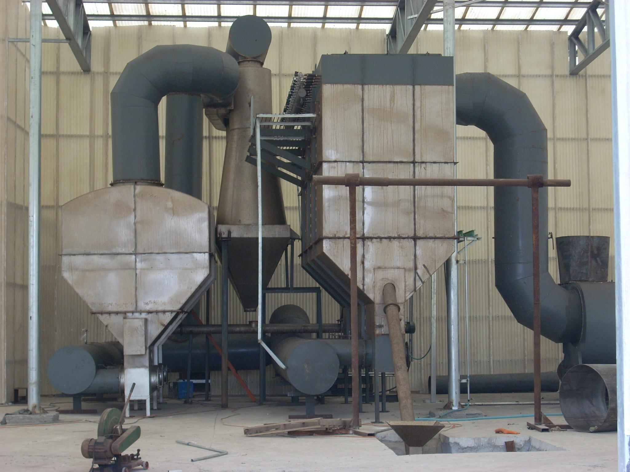 济南氯化锶干燥设备