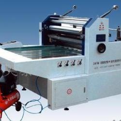 水溶性複膜机 自动水溶性複膜机 珍珠棉复膜机