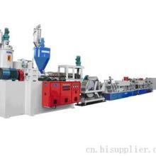 PP打包生产线 专业生产打包带设备中塑机械图片