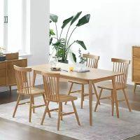 北欧餐桌组合_北欧实木餐桌_北欧实木餐桌厂家_北欧木餐桌批发_北欧餐桌椅价格 北欧桌椅