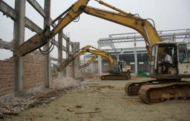 上海厂房拆除供应商 闵行厂房拆除公司 青浦厂房拆除报价 松江厂房拆除价格