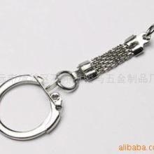 钥匙扣链链条锁匙扣匙圈 大量供应