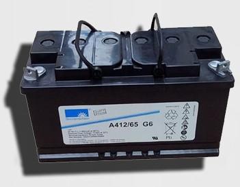 天津市德国阳光蓄电池A412/65G6系列