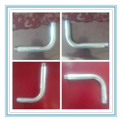 优质碳钢弯管接头外丝管件 弯管接头外丝管件 大量供应