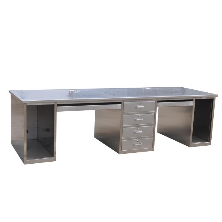 厂家供应不锈钢办公桌、不锈钢操作台