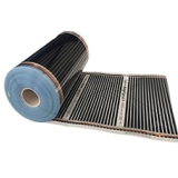 西安电热膜 电地暖电热膜 电采暖用电热膜