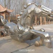飞马雕塑 不锈钢飞马雕塑图片