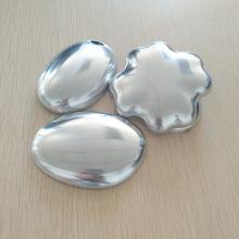 厂家直销五金创意壳料小移动电源充电宝铝批发