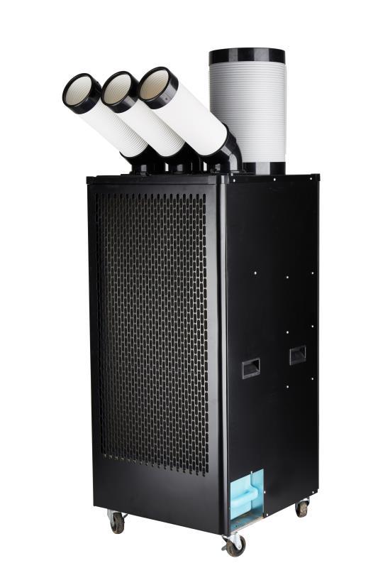 山东移动空调工位空调,有了澳普瑞移动空调夏天和炎热说拜拜  降温风扇 移动降温设备