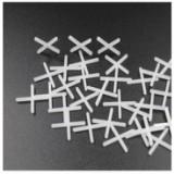 塑料瓷砖卡子 十字架产品 定位找平器 贴砖缝卡 十字架8.0MM/100装
