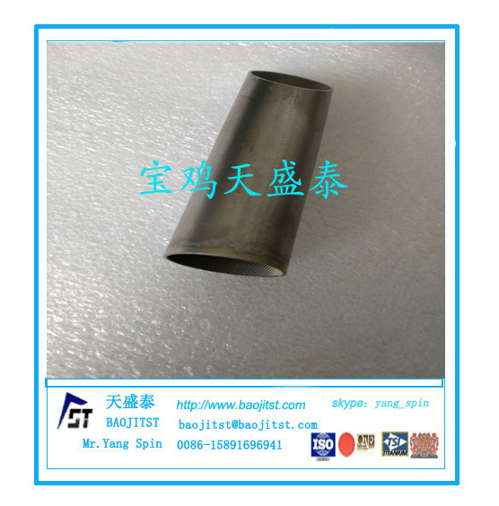 纯钛管  钛合金管 换热器用钛管