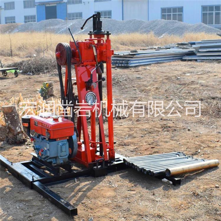 厂家直销山地钻机取芯勘探小型钻机