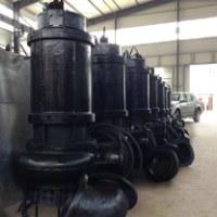 大功率高耐磨潜水泥浆泵 大流量 大扬程 不堵塞