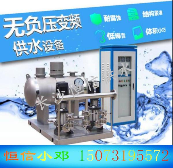 无负压变频供水设备-恒压变频加压给水泵组-小区高层给水加压系统