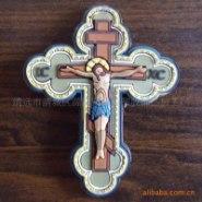 生产宗教礼品耶稣教堂冰箱磁贴图片