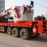 随车吊重型起重机120吨