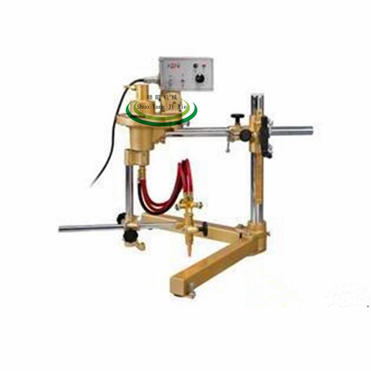路邦切圆机 火焰切割圆机 半自动切圆机