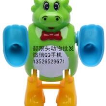翻跟头动物卡通发条小动物 上链翻跟头动物 发条翻斗玩具
