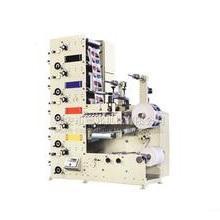 不干胶商标标签印刷机 五色全自动柔版印刷机批发